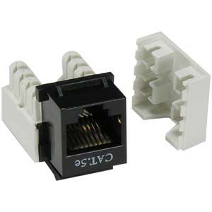 cat 5e inserts cat 5e jacks cat 5e keystone jacks icc. Black Bedroom Furniture Sets. Home Design Ideas