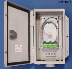 Osp Splice Closures Osp Enclosures Fiber Splice Vault