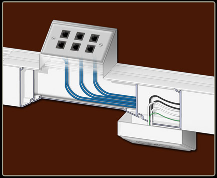 Cable Manager Cable Tray Supplier Cabletray Supplier